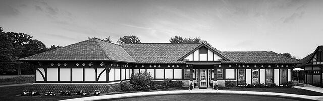 Evanston-Golf-Pool-House-Main-Entrance_bw